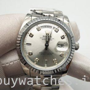 Rolex Day-Date 128239 Мужские 36-миллиметровые автоматические часы