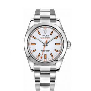 Rolex Milgauss 116400 Мужские 40-миллиметровые автоматические часы