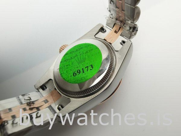 Rolex Datejust 278271 Женские автоматические часы из розового золота 31 мм
