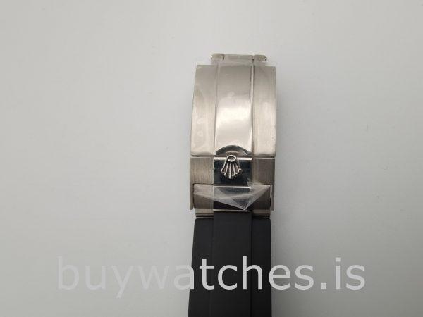 Rolex Yacht-Master 226659 Мужские черные складные автоматические часы 42 мм