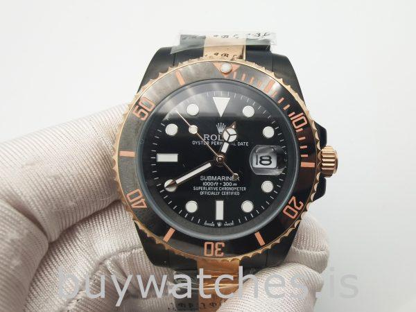 Rolex Submariner 116613LN Мужские часы автоматические черные 40 мм
