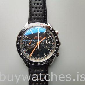 Omega Speedmaster 329.32.44.51.01.001 Черные автоматические часы 44,25 мм