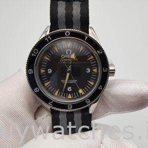Omega Seamaster 233.32.41.21.01.001 Мужские часы из нейлона 41 мм