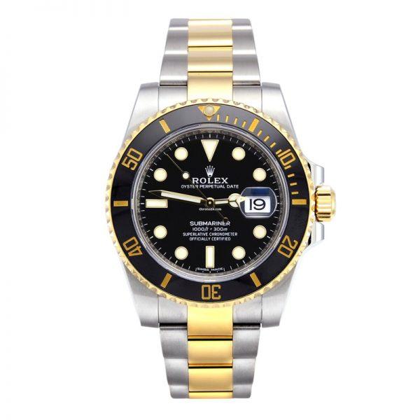 Rolex Submariner 116613LN-0003 Часы унисекс с автоподзаводом 40 мм из стали
