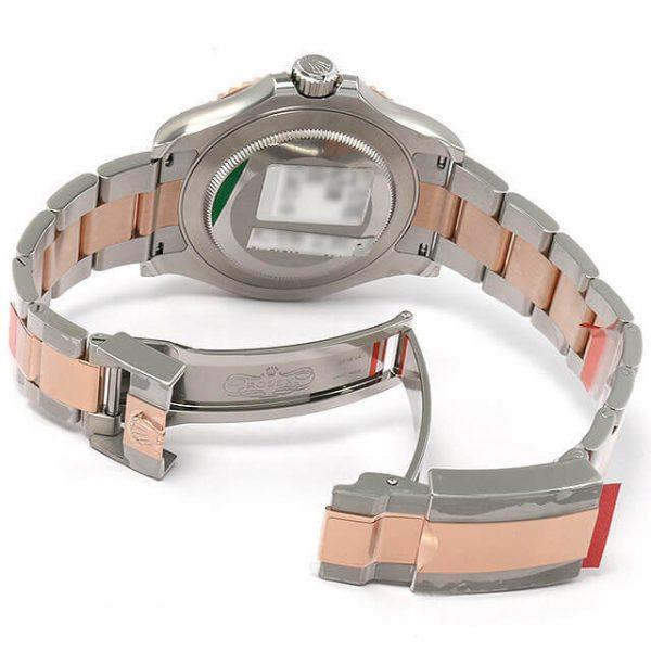 Rolex Yacht-Master 126621 Мужские шоколадные часы 40 мм