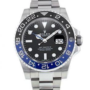Rolex GMT-Master II 116710 Мужские часы с черным циферблатом 40 мм