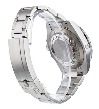 Rolex Sea-Dweller 116600 Мужские часы с черным циферблатом 40 мм