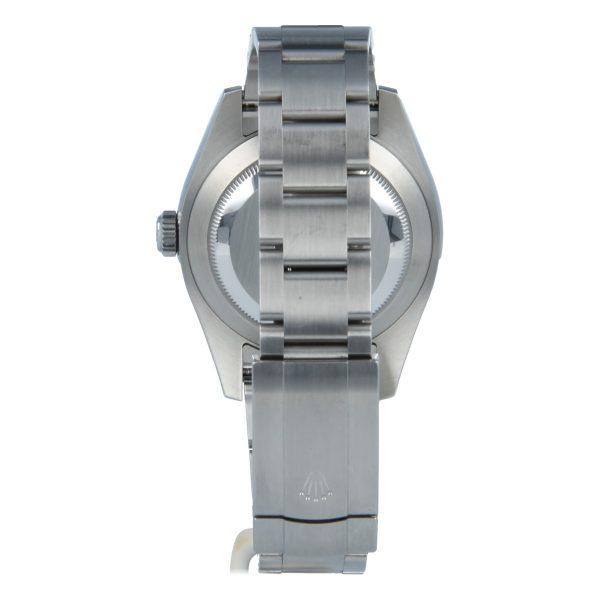 Rolex Air-King 116900 Replica Мужские часы с черным циферблатом 40 мм